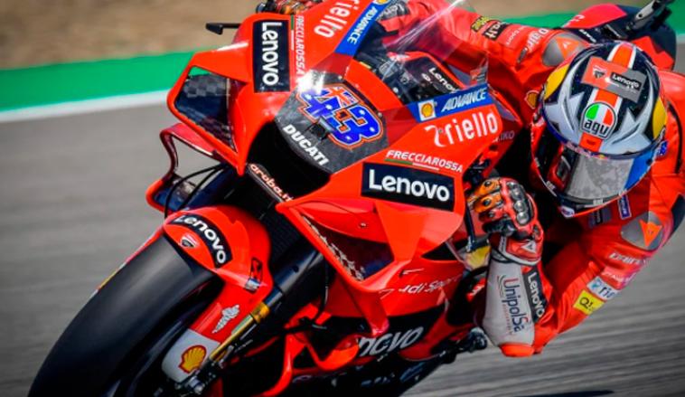 MotoGP: Victoria de Jack Miller en el doblete de Ducati en el GP de España