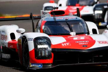 WEC: El Toyota Nº8 venció en Spa
