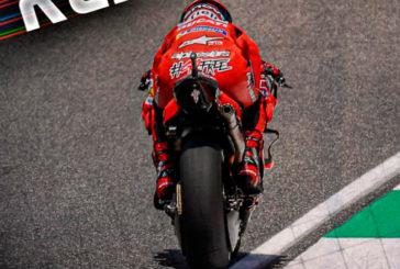 MotoGP:  Bagnaia pone a Ducati en lo más alto
