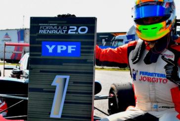 FR 2.0: Pole para Jorge Barrio