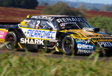 TC: Benvenuti le arrebató el triunfo a Werner en la última vuelta