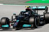 Fórmula 1: Bottas arrancó al frente en España