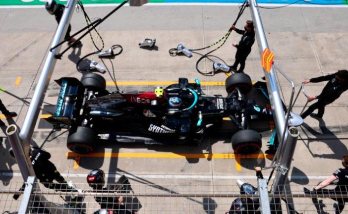 Fórmula 1: Bottas lidera el 1-2 de Mercedes en Portugal