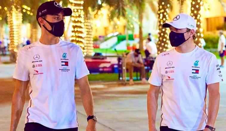 Fórmula 1: Bottas podría ser remplazado por Russell en Mercedes antes de que acabe la temporada