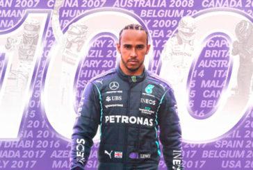 Fórmula 1: Hamilton logra su 100ª pole en una tensa clasificación