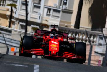 Fórmula 1: Leclerc se hace fuerte de local
