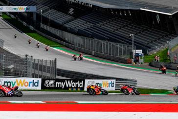 MotoGP: Se canceló el GP de Finlandia y Austria tendrá doble fecha