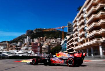 Fórmula 1: Pérez arranca al frente en Mónaco