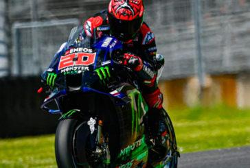 MotoGP: Otra «diablura» de Quartararo…pole y récord
