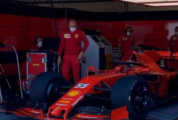 Fórmula 1: Satisfactorio test de Sainz y Pirelli en Paul Ricard