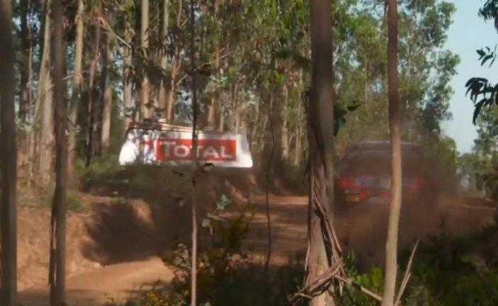 WRC: Sordo es líder en Portugal