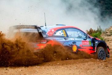 WRC: El estonio Ott Tänak da un golpe en la mesa del Rally de Portugal