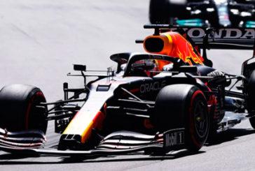 Fórmula 1: Verstappen gana y es líder del campeonato por primera vez