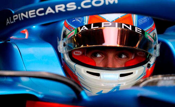 Fórmula 1: Alpine apuesta por Esteban Ocon y renueva hasta 2024