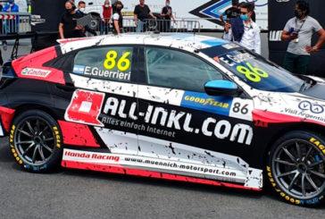 WTCR: Girolami y Guerrieri realizaron los entrenamientos en Nürburgring