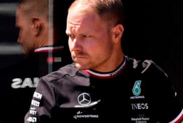 Fórmula 1: Después de peligrar su presencia, Bottas ya está en Bakú