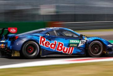 DTM: Lawson gana la primera carrera del DTM bajo normativa GT3 en Monza