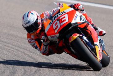 MotoGP: En Sachsenring, Márquez se siente como pez en el agua
