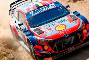 WRC: Doblete de Hyundai en el Shakedown de Italia