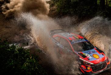 WRC: Neuville se encamina hacia otra victoria histórica en el Rally Safari