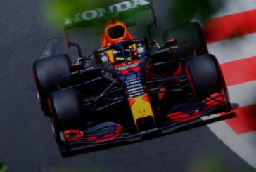 Fórmula 1: Pérez logra el doblete de Red Bull en el GP de Azerbaiyán