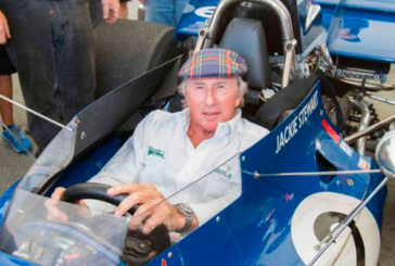 ¡Feliz cumpleaños Sir Jackie Stewart!
