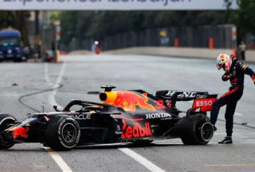 Fórmula 1: Pérez gana una increíble carrera en Bakú con Alonso 6º