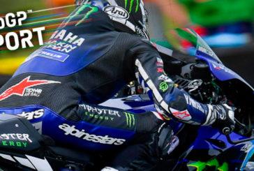 MotoGP: Viñales arrancó bien arriba Assen