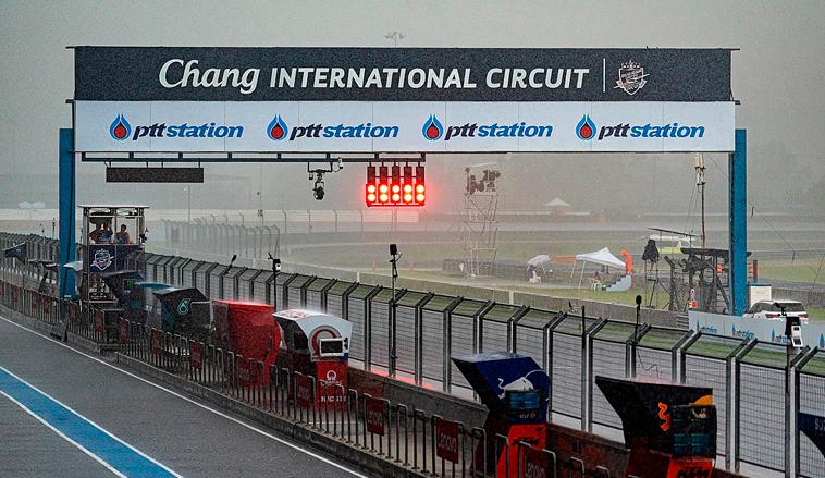 MotoGP: Se canceló el GP de Tailandia