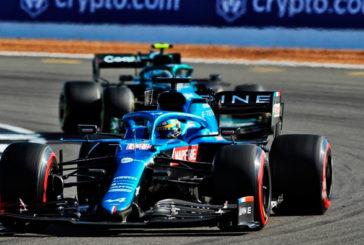 Fórmula 1: Verstappen le arrebata el triunfo a Hamilton; Alonso logra el 7º puesto