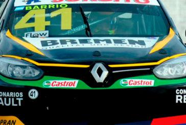 TC2000: Barrio dominó la clasificación y se queda con la pole