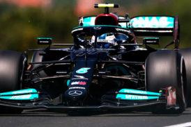 Fórmula 1: Bottas comanda el doblete de Mercedes en Hungría