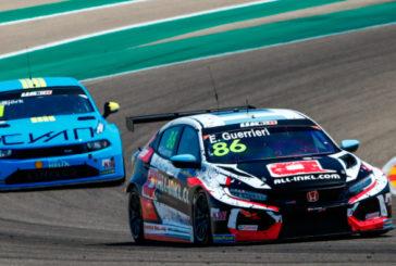 WTCR: Guerrieri 16º y Girolami 20º en España