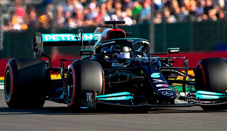 Fórmula 1: Hamilton se lleva la 'no-pole' de la primera clasificación de Silverstone