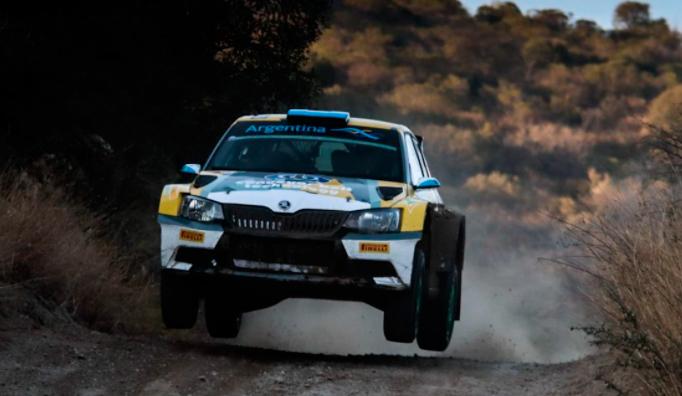 Rally Argentino: Regreso con gloria para Juan Marchetto