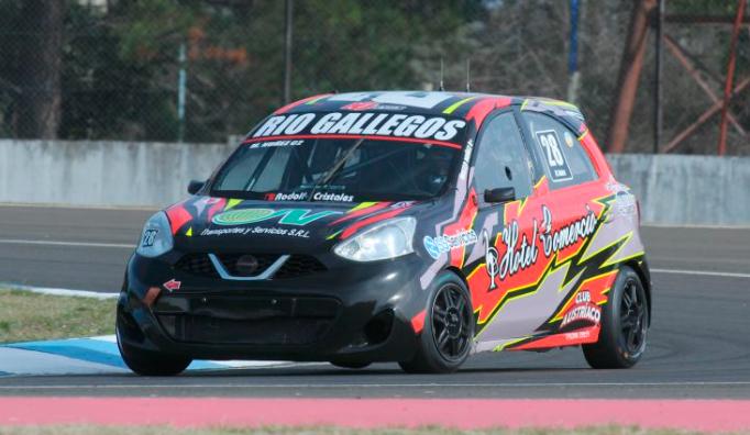 TN C2: Mateo Nuñez gana la final