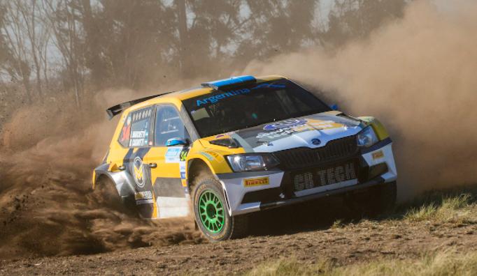 Rally Argentino: Arrancó la actividad en Córdoba