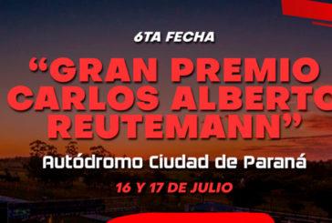 STC2000: «Gran Premio Carlos Reutemann» se disputará este fin de semana en Paraná