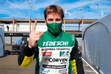 TN C2: Lucas Tedeschi se queda con la pole
