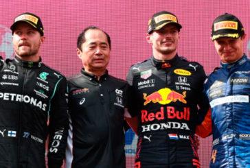 Fórmula 1: ¡Verstappen es una aplanadora! Triunfo y dominio total