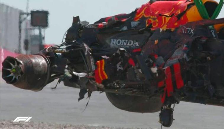 Fórmula 1: Los pilotos opinan sobre el incidente entre Max Verstappen y Lewis Hamilton