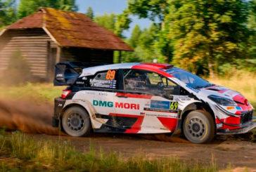 WRC: Rovanperä va directo hacia su primer triunfo
