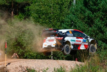 WRC: Rovanperä consigue su primer triunfo