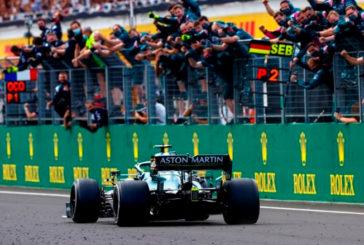 Fórmula 1: Se evalua admitir la apelación de Aston Martin
