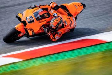 MotoGP: Inesperado tiempo para Savadori en Estiria