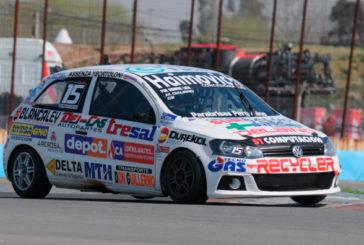 TN C2: Miguel Ciaurro veloz en la clasificación