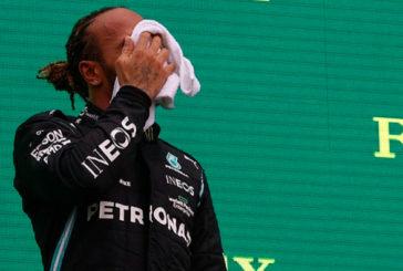Fórmula 1: Máxima preocupación por la salud de Lewis Hamilton