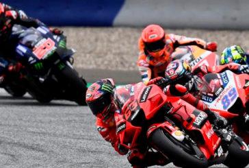 MotoGP: Jorge Martín gana la carrera del GP Estiria