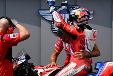 MotoGP: Martín logra la pole en Estiria