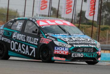 TN C3: Pernía logró su primera pole position del año